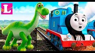 Томас и его друзья. Паровозик Томас едет к Перси