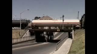 CSX St Thomas Ross Street Subway 1987