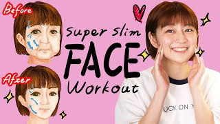 100% Effective Exercises to Slim Down Your Face Fast