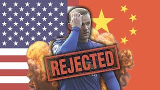 EURO FOOTBALL DAILY | Wayne Rooney's £700,000 Contract REJECTED By Chinese Super League?! | Futbol Mundial