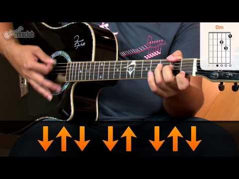 Tears Of The Dragon - Bruce Dickinson (aula de violão completa)
