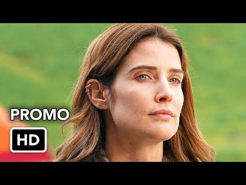 """Stumptown 1x15 Promo """"At All Costs: The Conrad Costas Chronicles"""" (HD) Cobie Smulders series"""