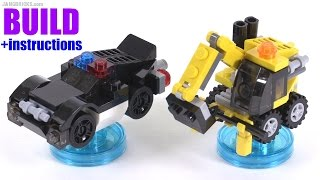 Build with me: LEGO Dimensions Emmet