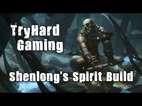 TryHard: Monk Guide - Shenlong's Spirit - THE Spirit Generator Build