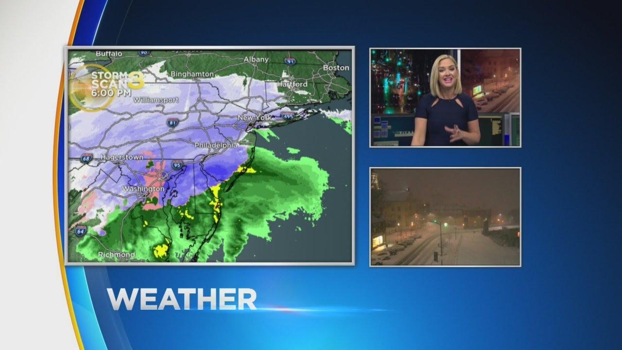 Lauren's Saturday 6 PM Weather Update 2/17