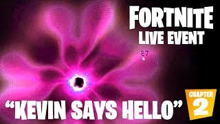 FORTNITE BLACK HOLE EVENT -