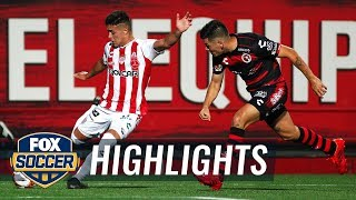 Tijuana vs Necaxa | 2018-19 Liga MX Highlights