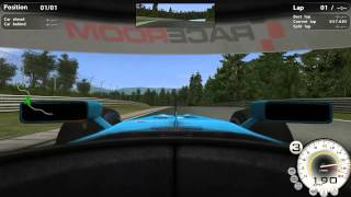 Race07 The WTCC game Steam version FormulaRR
