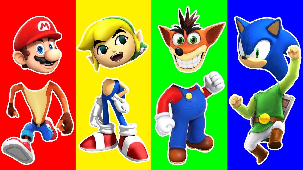 Super Mario & Sonic Boom Intro - YouTube |Super Mario Sonic Boom