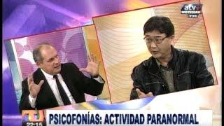 PSICOFONIAS - PROGRAMA DANDOLE VUELTAS