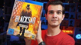 BLACKSAD: Under the Skin - Коллекционка по игре Блэксэд