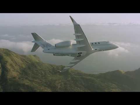 Challenger 350 business jet