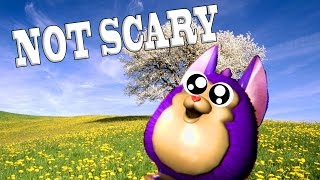 How to make Tattletail Not Scary