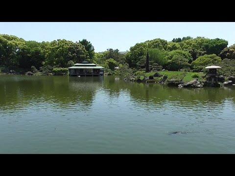 東京都立清澄庭園・清澄公園 Tokyo Metropolitan KIyosumi Gardens