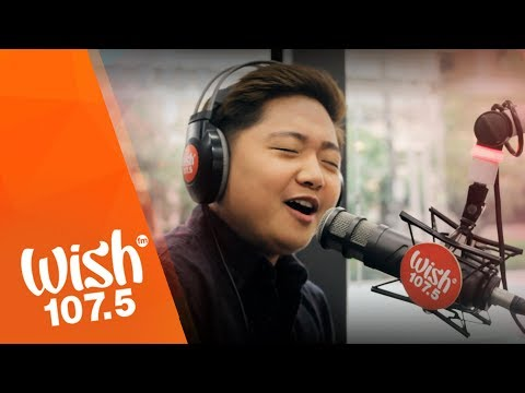 "Jake Zyrus performs ""Bagyo"" LIVE on Wish 107.5 Bus"