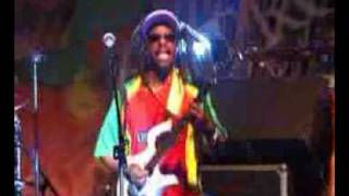"STEEL PULSE "" No More Weapons ""- Live @ Ostróda Reggae Festival 2006"