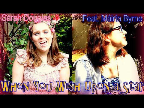 When You Wish Upon a Star | Sarah Douglas feat. Máirín Byrne Cover