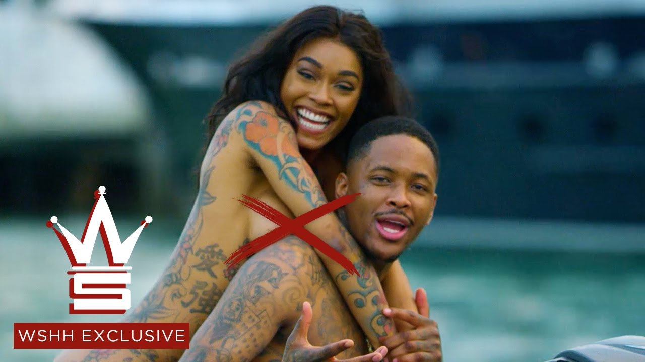 "YG Feat. Dj Mustard ""Pop It, Shake It"" (Uncut) (Official Music Video)"