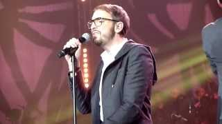 Christophe Willem - Someone Like You - Lorraine de Choeur  09 11 2013 Amnéville
