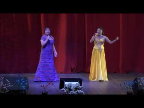 juazeiro karaoke 2   apresentação especial de lika kawano e isa toyota