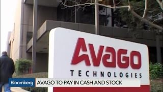 Avago's Huge Deal: Buys Broadcom for $37B