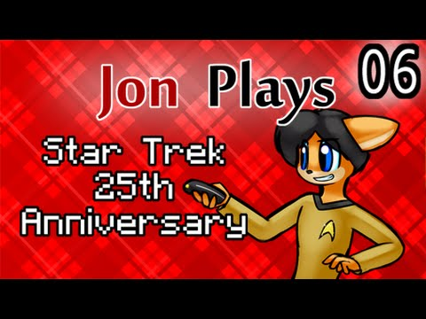 Jon Plays Star Trek 25th Anniversary Episode 6: That Old Devil Moon