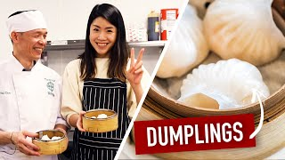I Trained With A Dim Sum Chef For A Day
