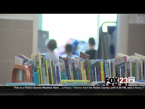 VIDEO: Students head back to class in brand new Union elementary school