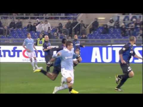 Lazio-Inter 1-0 | Sky HD Highlights & Ampia Sintesi | 17^ Giornata Serie A | 16/12/2012