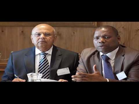 CNBC Africa & Forbes Africa's exclusive interview with S.A Finance Minister Pravin Gordhan