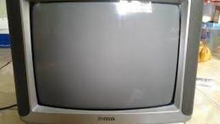 Cara Memperbaiki TV Rusak Digitec 21 inch-Layar Gelap,suara Tidak ada,hanya OSD saja.