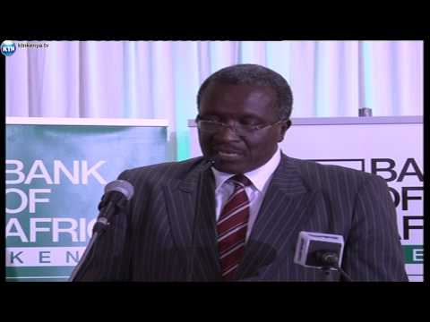 Bank of Africa chairman