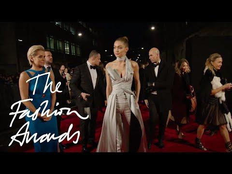 Gigi Hadid | International Model | The Fashion Awards 2016
