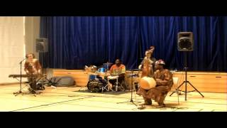 """Sade"". Song by Maarika performed by Stilimba & Solo Cissokho"