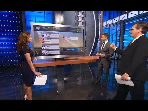 NFL Draft Bracket | NFL Live | Apr 30, 2018
