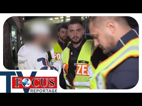Drogen, Clans, Schlägereien: Berlins Kampf gegen Kriminelle - Focus TV Reportage
