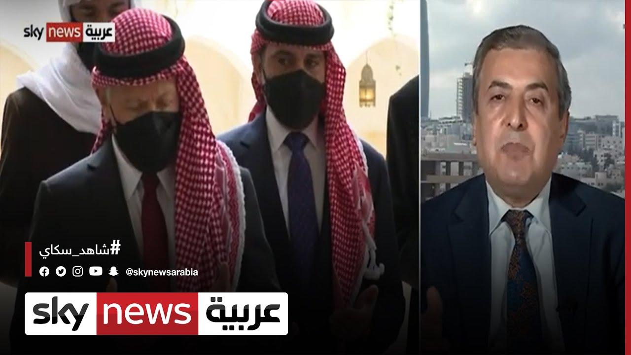 حسن المومني: ظهور الأمير حمزة رفقة العاهل الأردني رسالة قوية تدل على وحدة العائلة  - نشر قبل 53 دقيقة