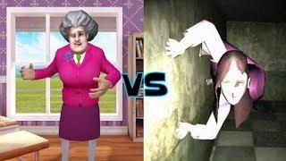 Miss T vs Horror [REC]