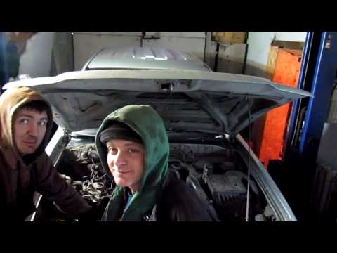 Ford Ranger.Форд Ренджер ремонт ГБЦ