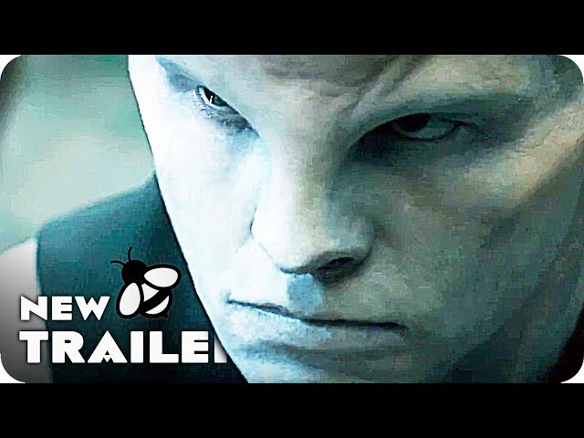 Sam Worthington se transforma para The Titan