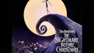 The Nightmare Before Christmas Soundtrack part 3