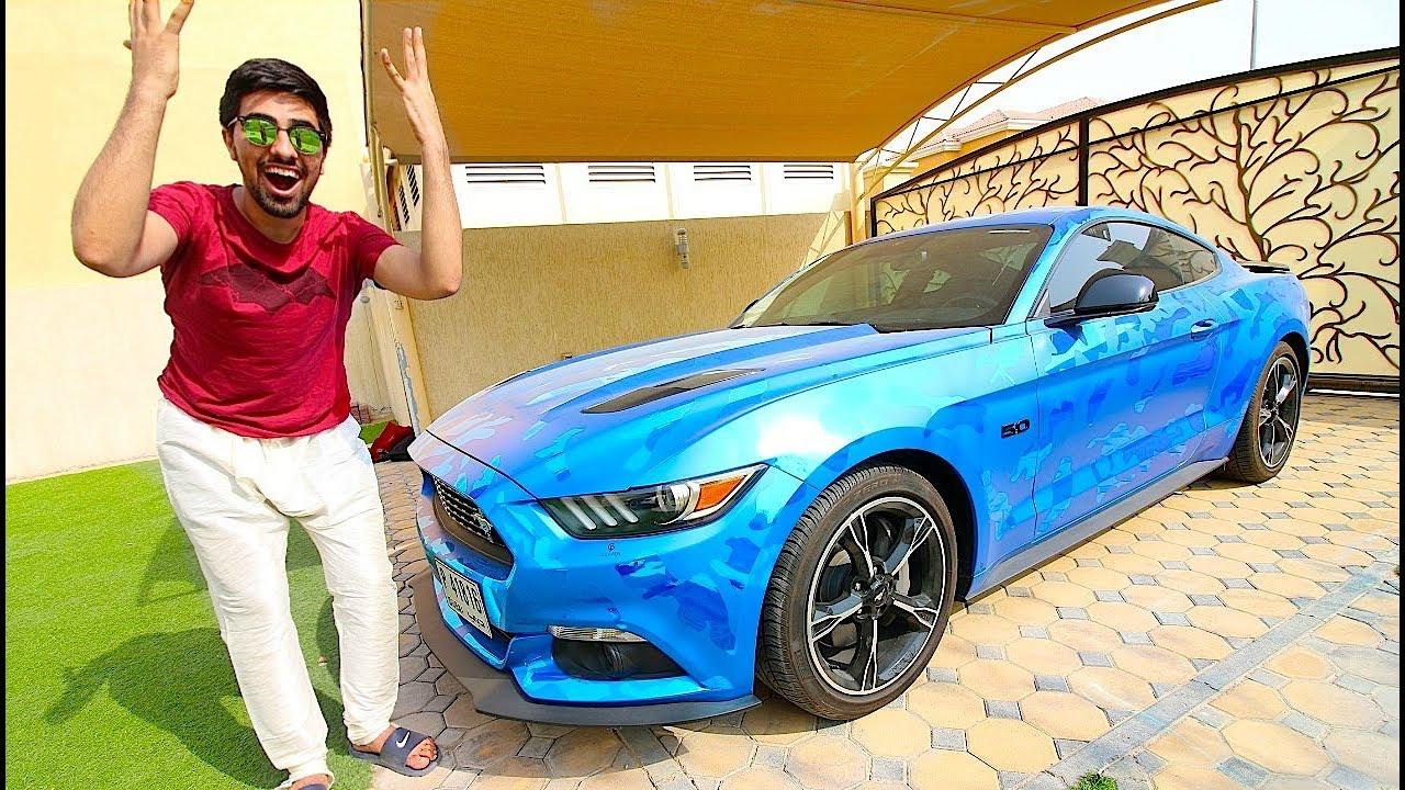 Mo Vlogs My New Car