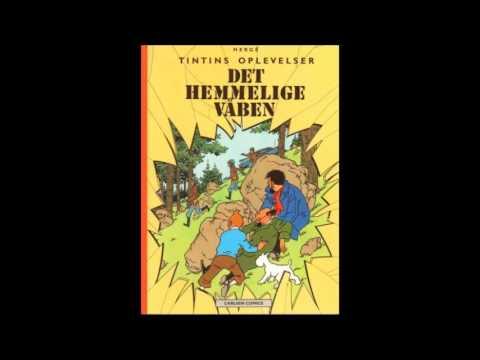ba8a2590d8c Tintin - Det hemmelige våben - Hørespil - YouTube