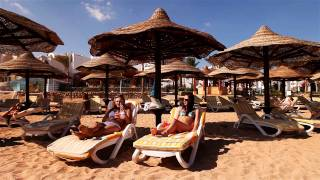 видео Отель Coral Beach Rotana Montazah  4* (Корал Бич Ротана Монтазах)