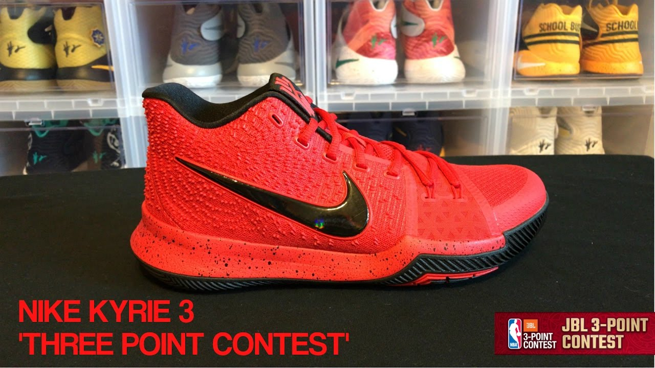 promo code f826d cd85c Kyrie 3 'Three Point Contest'
