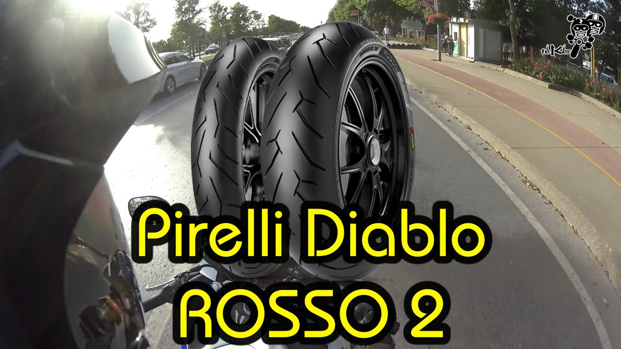 ikiteker yeni lastikler pirelli diablo rosso 2 youtube. Black Bedroom Furniture Sets. Home Design Ideas