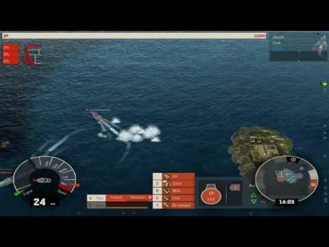 """Navy Field 2 - """"Torpedo Los!"""""""