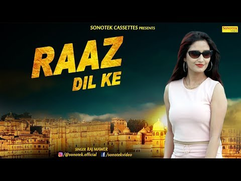Raaz Dil Ke | Latest Haryanvi Songs 2018 | Vinod Changia,Shivani Raghav | Popular Dj Songs