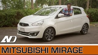 Mitsubishi Mirage - La alternativa al transporte público