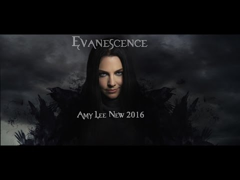 Evanescence. Amy Lee New 2016